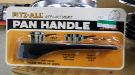 pan handle